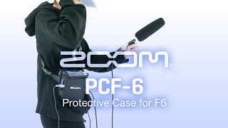 ZOOM PCF-6 Protective Case for F6