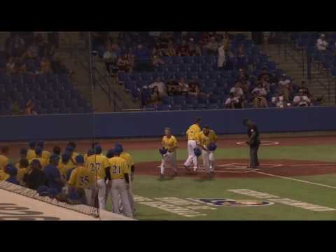 ASU Rams Lone Star Conference Tournament Highlights May 2016