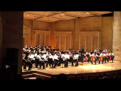 Dvorak New World Symphony - Mvmt 1 - Toledo Symphony Youth Orchestra