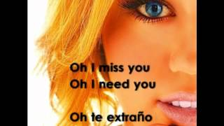 Miley Cyrus Stay (Traducida al Español) con letra ingles HD