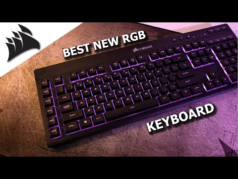 Corsair K57 RGB Wireless Review - Corsair Slipstream and Capellix RGB LEDs