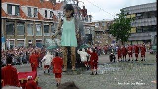 De Reuzen van Royal de Luxe in Leeuwarden (4) 18-08-2018