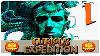 The Curious Expedition - H.P. Lovecraft | Let