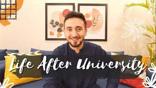 LIFE AFTER UNIVERSITY  Mistakes I Made, Advice for You  Tips  Post-Graduation Life