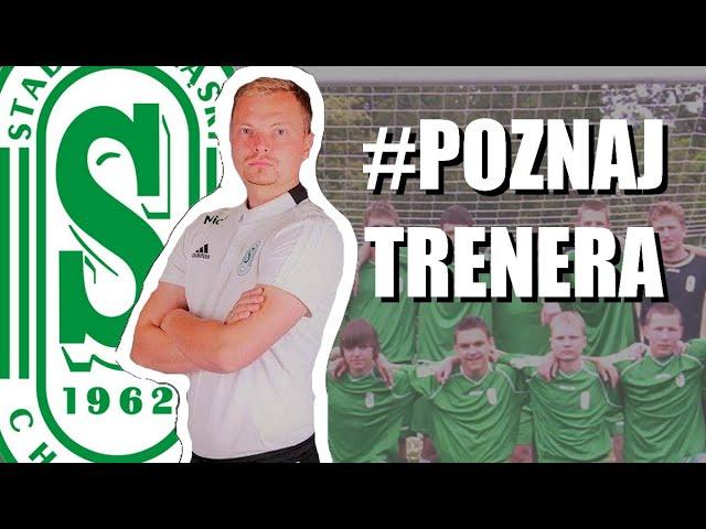 #PoznajTrenera: Michał Pawlik