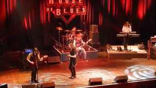 DEPARTURE - Feeling That Way/Anytime - House of Blues Orlando