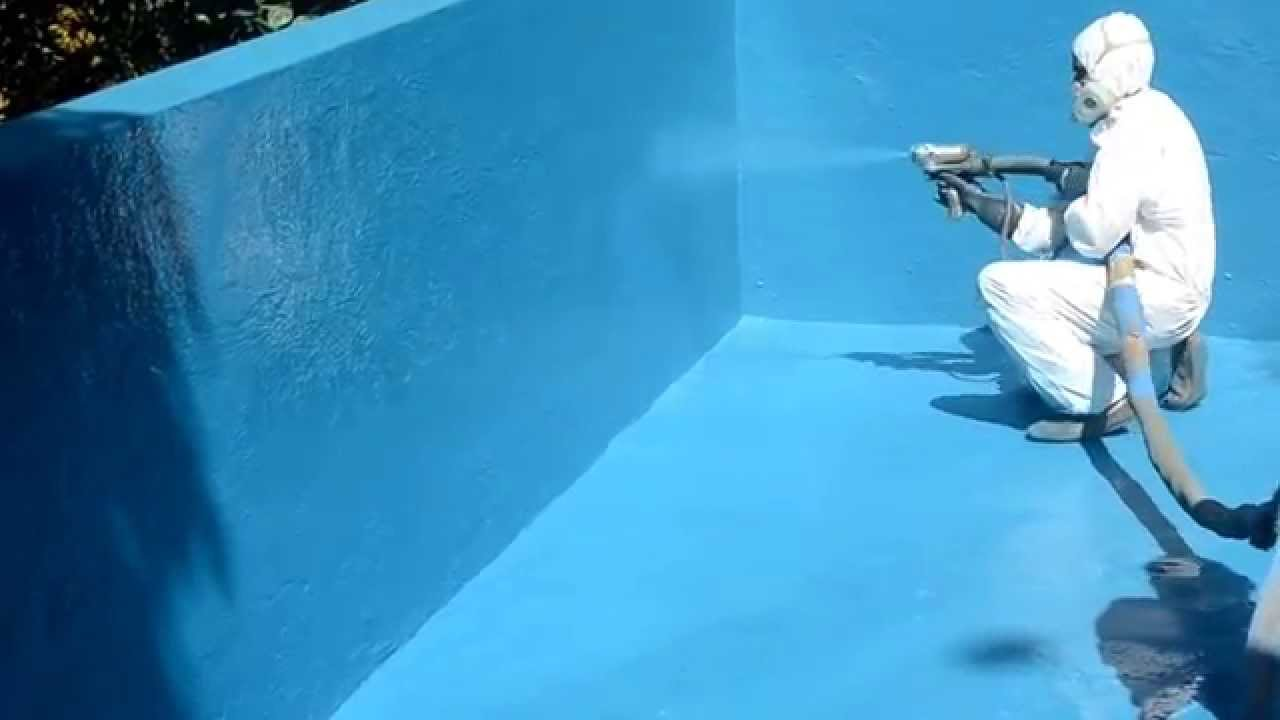 Guaina elastomerica per rivestimento piscina youtube