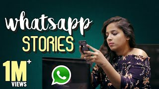 Whatsapp Stories || Mahathalli