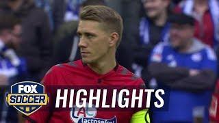 FC Schalke 04 vs. SC Freiburg | 2017-18 Bundesliga Highlights