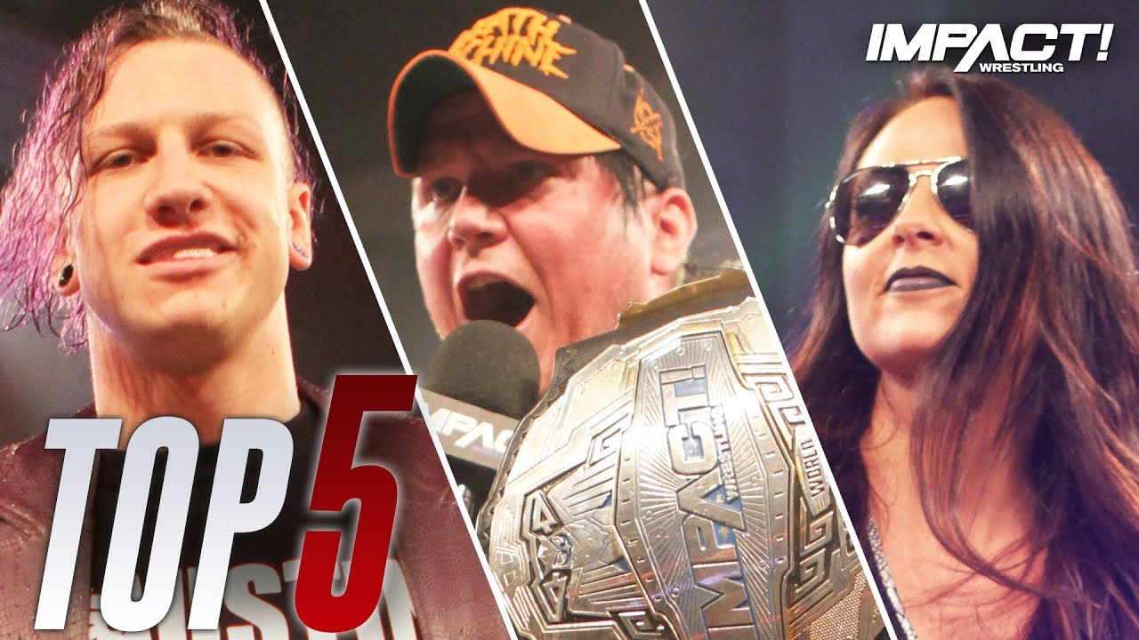 Download Top 5 Must-See Moments from IMPACT Wrestling for Dec 17, 2019 | IMPACT! Highlights Dec 17, 2019