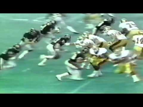 Week 6 - 1985:  Baltimore Stars vs Houston Gamblers