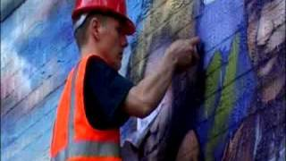Graffiti documentary Altered egos (part2) A Film by Jonangelo Molinari and Tielo vellacot