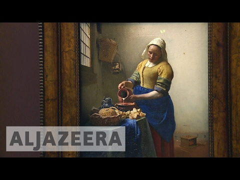 Twelve Johannes Vermeer masterpieces on show at Louvre