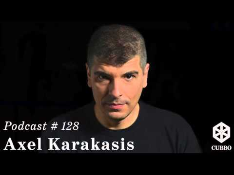 Cubbo Podcast #128: Axel Karakasis (GR)