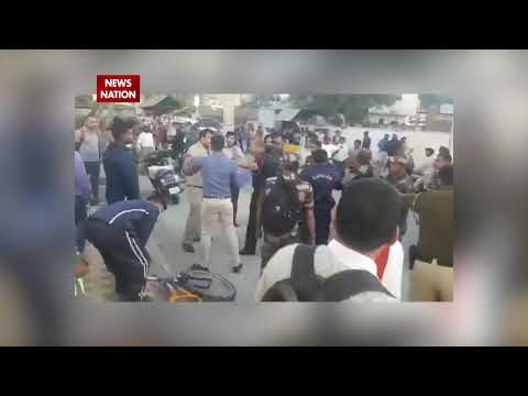 Clash Between Army Personnel And Police In Delhi's Cantonment Area