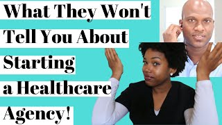 Home Care vs Staffing Agency| Startup Costs, Differences, Finding Clients,Insurance etc