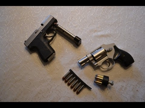 9mm vs 38 Special for concealed carry