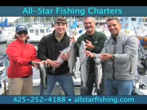 All Star Fishing Charters ,   Seattle, WA