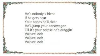 Iggy Pop - Vulture Lyrics