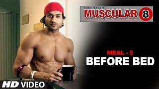 Meal 5: BEFORE BED MEAL | Muscular 8 Program by Guru Mann