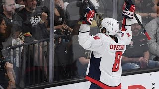 Washington Capitals vs. Vegas Golden Knights | 2018 Stanley Cup Finals Game 2 Highlights