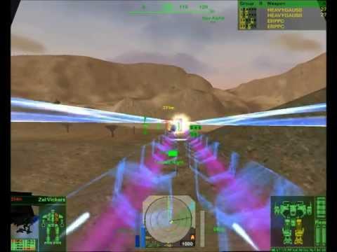 MechWarrior 4: Mercenaries (Steiner/Infamous) - Carse - Wolf Trial  