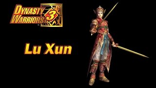 Lu Xun (onyomi: Riku Son) is the second name for Lu Yi (陸議, onyom...
