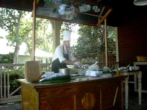 Sushi Cooking Demo Plantation