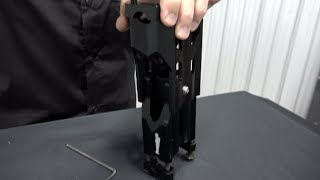 Powermadd Adjustable Pivot Riser!  Check this out!!