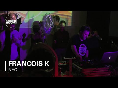 Francois K 90 Minute Mix Boiler Room NYC