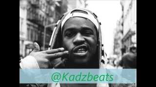 Asap Ferg - Work Instrumental (D/L in the description)