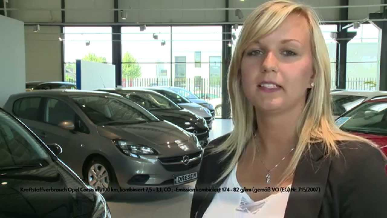 autohaus dresen opel corsa youtube. Black Bedroom Furniture Sets. Home Design Ideas