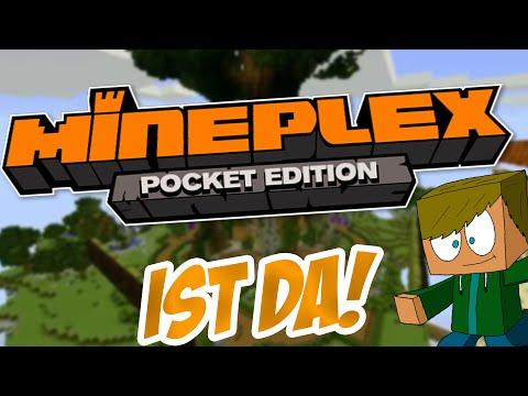 Minecraft PE 0.15.1 MINEPLEX Server!!![Deutsch/HD+] Jetzt Spielen!