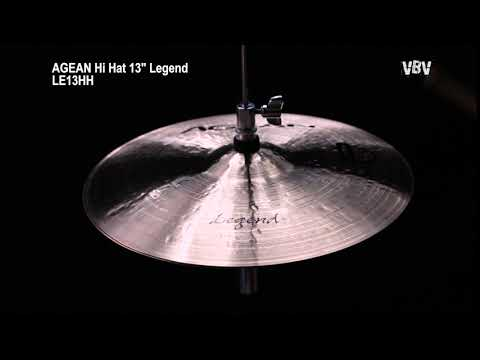 "13"" Hi Hat Legend video"
