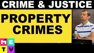 Crime & Justice   Property Crimes...Loitering?