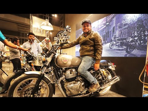 Buying Royal Enfield Interceptor 650 at Just 2.9 Lakhs