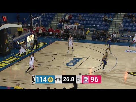 Damion Lee (23 points) Highlights vs. Delaware 87ers