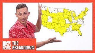 2018 Midterm Election What YOU Need to Know | The Breakdown ft. Adam Rippon | MTV News