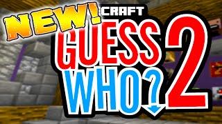 Minecraft - NEW GUESS WHO MINI-GAME! w/Preston & Vikkstar
