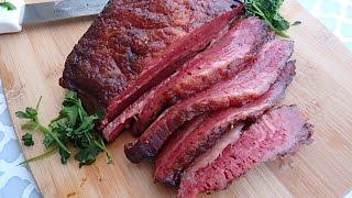 Tender Braised Corned Beef