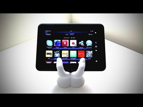 "Kindle Fire HD Unboxing (Amazon Kindle Fire HD 7"" Tablet)"