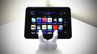 """Kindle Fire HD Unboxing (Amazon Kindle Fire HD 7"""" Tablet)"""