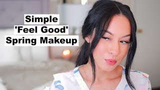 LIGHTER COVERAGE FEEL GOOD MAKEUP | Marie Jay | EcoTools