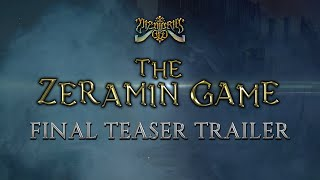 The Zeramin Game - Final Teaser Trailer