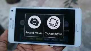 How To Create A Reverse Video on Android