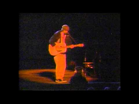Neil Young - Live - This Note's for You - Acoustic - Solo