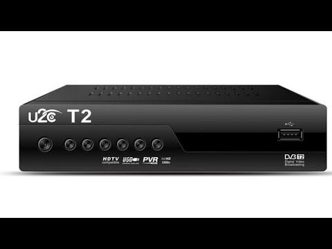 U2C DVB T2 Set Top Box Unboxing Installation Free Dish | Full Review DVB T2 India |