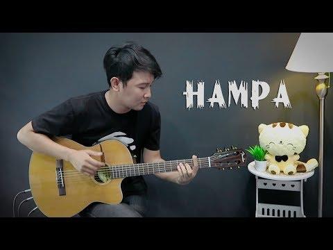 (Ari Lasso) Hampa - Nathan Fingerstyle | Guitar Cover