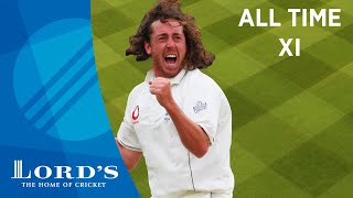 Root, Fleming & Hussey - Ryan Sidebottom's All Time XI