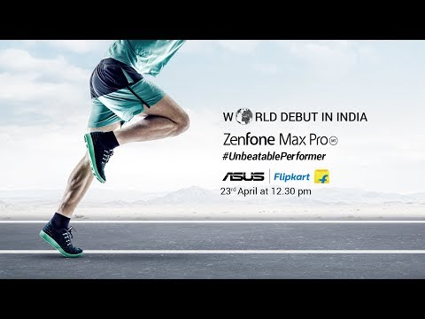 Asus India | Live Launch of Zenfone Max Pro